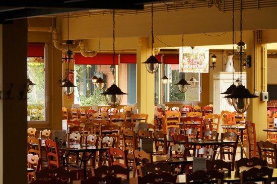 Center Parcs Erperheide: een van de restaurants in erperheide