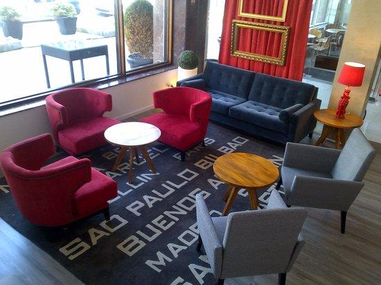 Tryp San Sebastian Orly Hotel: Zonas comunes