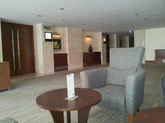 Dedeman Hotel Istanbul: Lobby