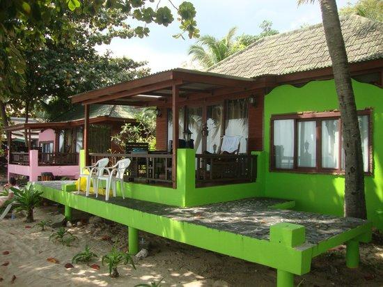 Sand Sea Resort & Spa : Grosser Strandbungalow