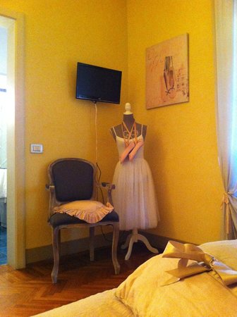 Villa Agnese B&B: Camera della Ballerina - dettaglio