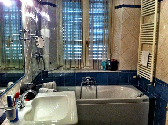 Villa Agnese B&B: Camera della Ballerina - bagno