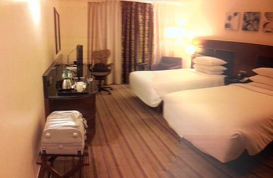 Hilton Garden Inn New Delhi / Saket : The room