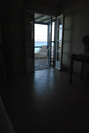 Liana Hotel: View