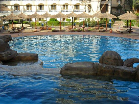 Premium Beach Resort: Pool Blick von oben