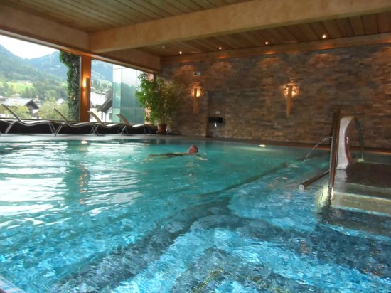 Tiefenbrunner Hotel: Hotel Swimming Pool