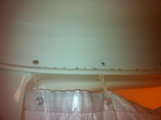 Motel 6 Green River: Schimmel in der Dusche