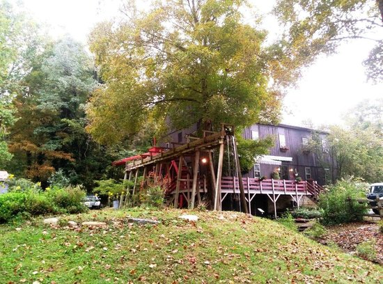 Osceola Mill Restaurant, B&B and Cabins: Osceola Mill