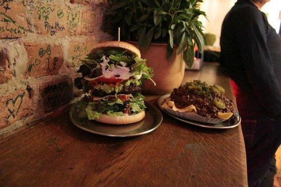 BBI - Berlin Burger International: Our burger