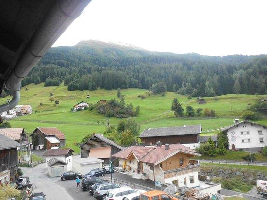 Gasthof Alpenblick: vue