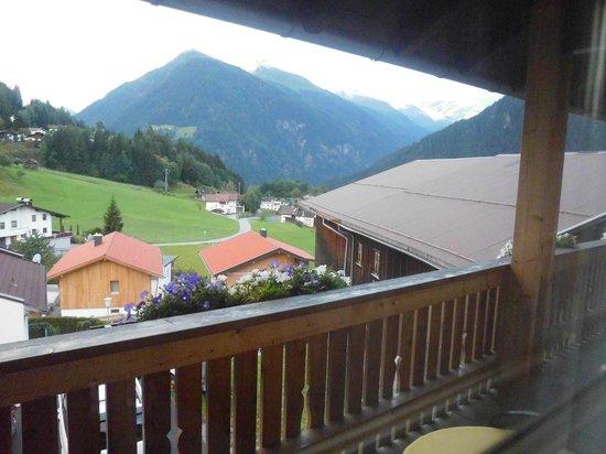 Gasthof Alpenblick: vue de la trrasse