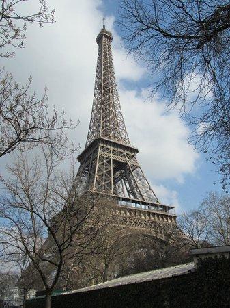 Hotel Mercure Paris 15 Porte de Versailles: The Eiffel Tower