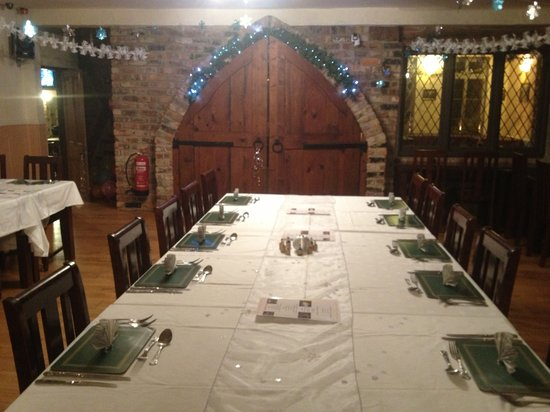 The Lamb of Rhos Country Inn: Function Room