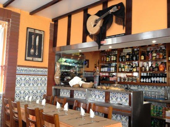 Restaurante Faca & Garfo: Interno del locale