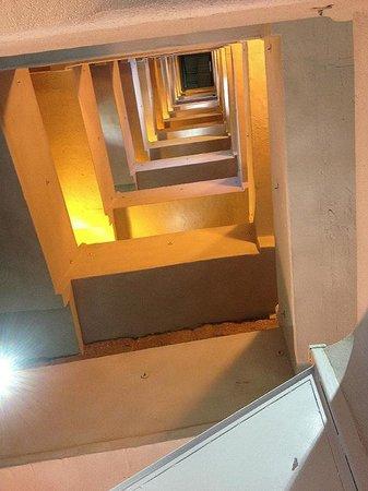 Pilgrim Monument & Provincetown Museum: Pilgrim Monument - stairs inside