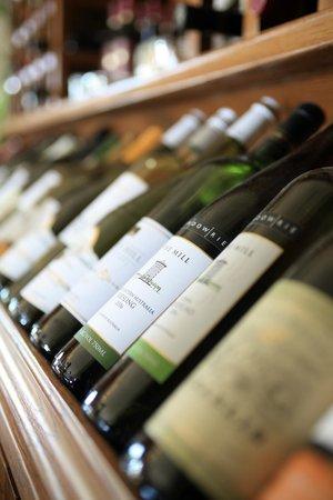 Reynards Restaurant: Wine Rack