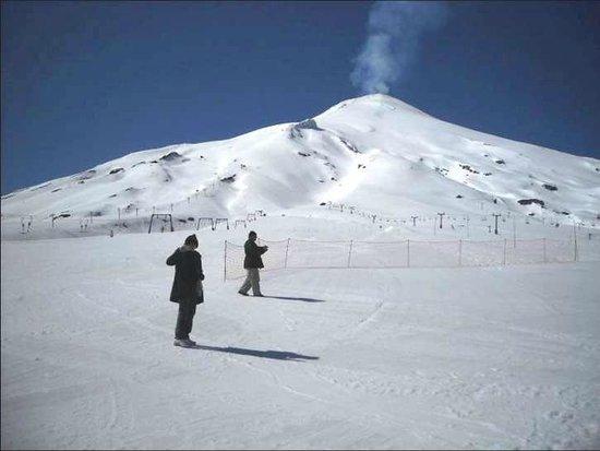 Elementos Turismo Experiencial: Volcano ascension