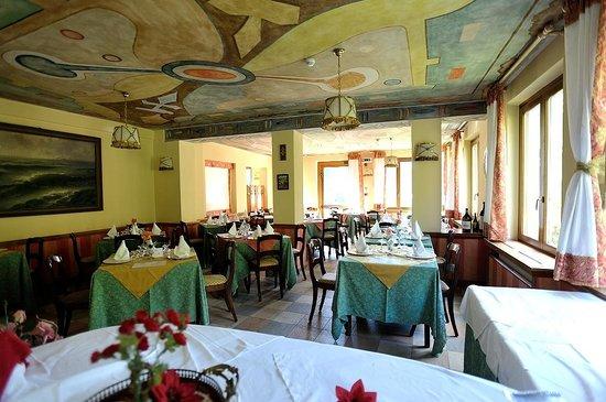 Villa Emma Hotel: sala ristorante