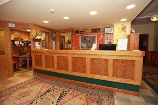 Villa Emma Hotel: reception