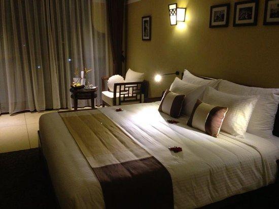 Essence Hoi An Hotel & SPA : Schlafzimmer
