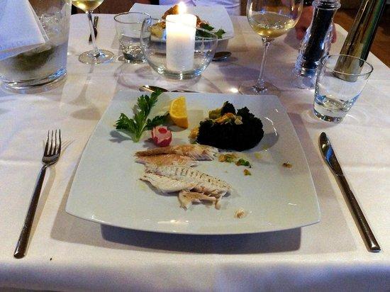 Hotel La Majun: Pesce