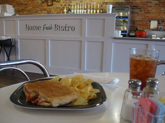 home fresh bistro louisville menu prices restaurant