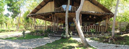 Bohol Lahoy Dive Resort: Restaurant