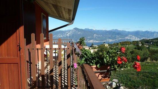 Belvedere Hotel: Hotel Belvedere room view