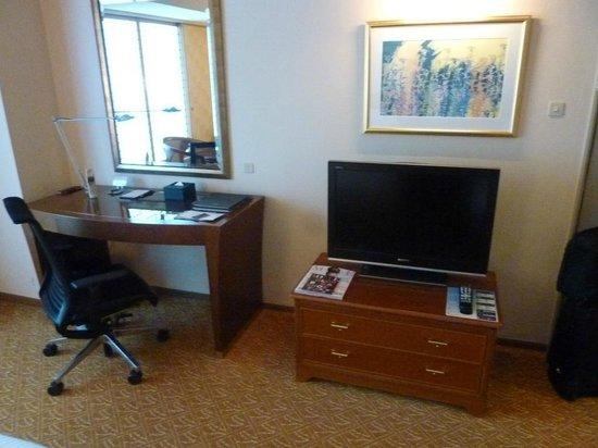 Hilton Nagoya: 部屋