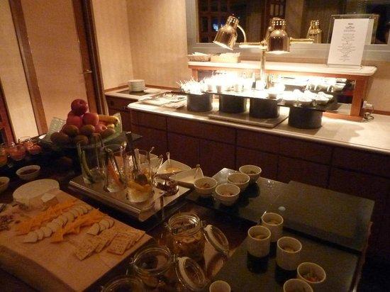 Hilton Nagoya: ラウンジ