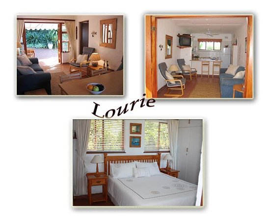 Spindrift Guest House: Lourie Garden Unit