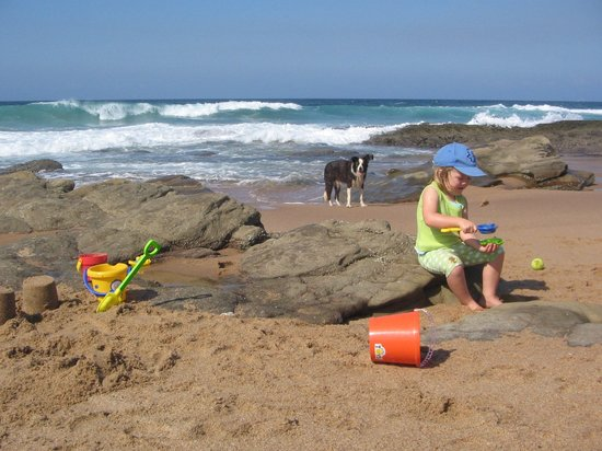 Spindrift Guest House: Rock Pools