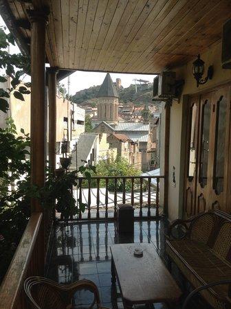 VIP Hotel: У номера 8 выход на балкон с шикарным видом