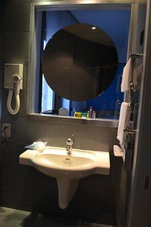 Hotel Mediolanum Milan : bathroom
