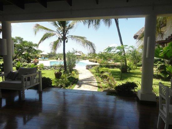 Kola Beach Resort: Dalla camera