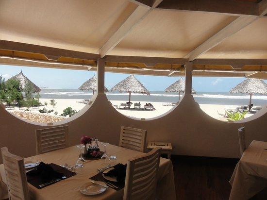 Kola Beach Resort: Dal ristorante