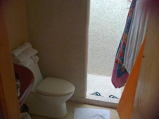 Posada Casa Mejillon: Baño