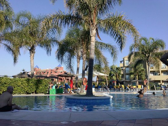 Elba Costa Ballena Beach Hotel: En la piscina