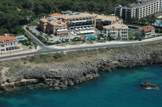 Grande Real Villa Italia Hotel & Spa: Hotel View