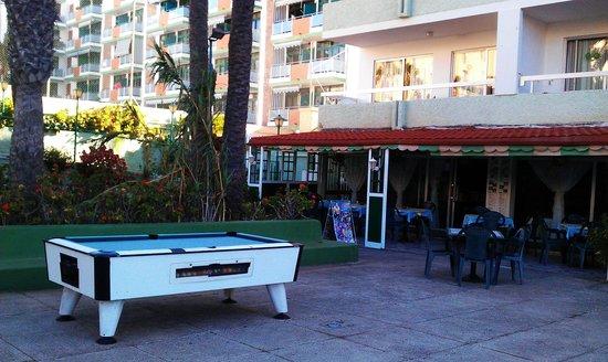 Los Aguacates: Pool area
