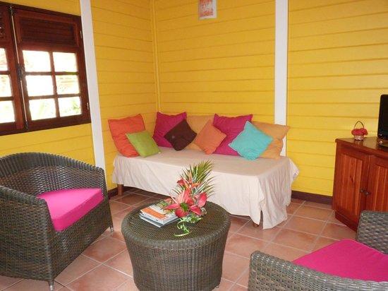 Residence de la Cousiniere: SALON DE P'TITE ANSE