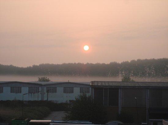 Brindor Hotel: Vista do amanhecer !!!!