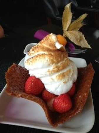 The Bon Restaurant & Wine Bar : Best dessert ever!