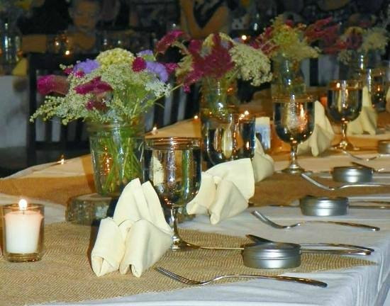 Capital Plaza Hotel: table setting