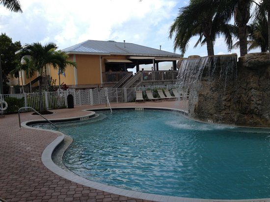Lovers Key Resort : Pool was nice ... Clean and relaxing