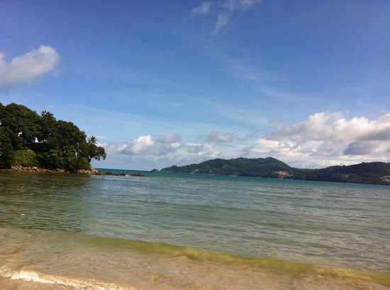 The Frutta Boutique : Day time at Patong Beach