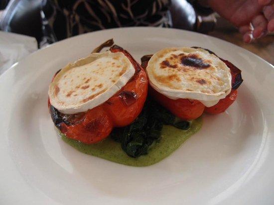 The Wells Tavern: Vegetarian main