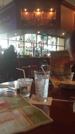 O'Charley's: Relaxing Place to Eat with Family