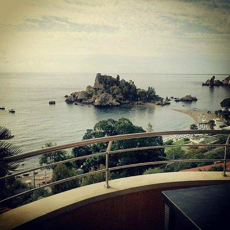 Panoramic Hotel: Vista mozzafiato.