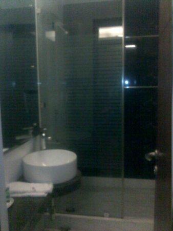 Alpina Hotels & Suites: Bathroom1